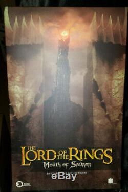 Lord of the Rings The Mouth of Sauron 16 Scale Action Figure