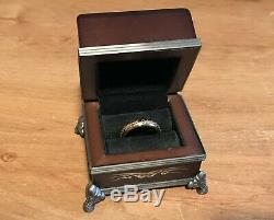 Lord of the Rings The One Ring 10K Gold by Noble Collection