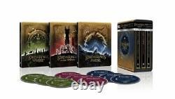 Lord of the Rings Trilogy Steelbook Lot (4K UHD+Digital) Sealed PRE-ORDER 12-1