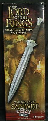 Lord of the Rings United Cutlery Prop Replica Sword The Sword of Samwise