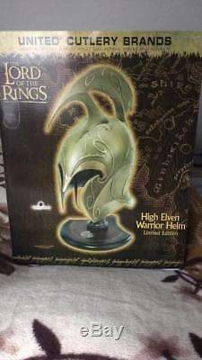 Lord of the rings High Elven Warrior Helm UC1382