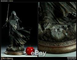 Lord of the rings Ringwraith Exclusive Sideshow statue. NIB Hobbit