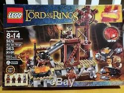 Lord of the rings lego lot all bnib