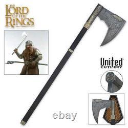 Lotr Bearded Axe Of Gimli Lord Of The Rings