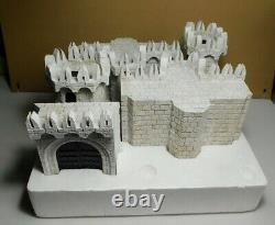 MINAS TIRITH CASTLE Lord Of The Rings Scenery Terrain