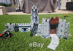 Massive Lego Lord of the Rings Lot (With Minifigures)