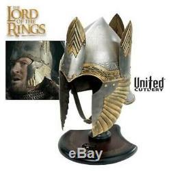 Medieval United Cutlery Helm of ISILDUR Lord of the Rings Hobbit Helmet Replica