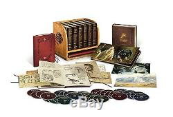Middle-earth Limited Collector's Hobbit Lord of the Rings 30 Disc Blu-ray & DVD