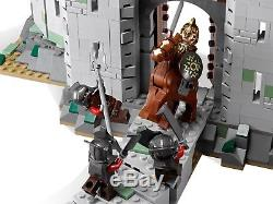 Mint Condition New Sealed LEGO Lord Of The Rings Battle Helms Deep 9474