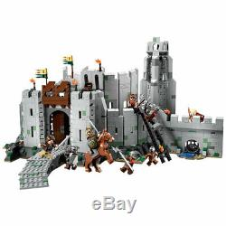 Mint New Sealed Compatible LEGO Lord Of The Rings Battle Helms Deep-9474/1368pcs