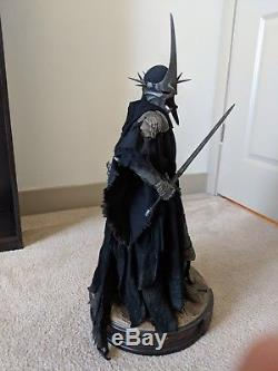 Morgul Lord Premium Format by Sideshow Collectibles Lord of the Rings Witch King