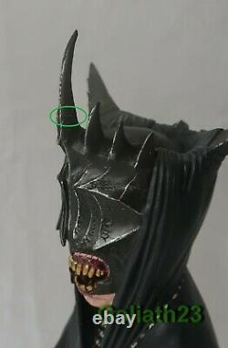 Mouth Of Sauron Bust Büste / Sideshow Weta / Lord Of The Rings Herr der Ringe