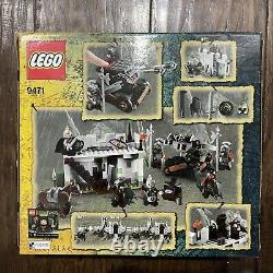 NEW LEGO Lord of the Rings Uruk-hai Army Sealed Set 9471 Helms Deep Extension