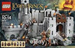 NEW LEGO The Lord of the Rings Battle of Helms Deep 9474 LOTR Castle orc