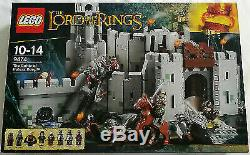 NEW Lego The Lord of the Rings The Battle of Helm's Deep (9474)