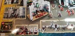 NEW SEALED LEGO 9474 The Lord of the Rings The Battle of Helm's Deep with8 minifig