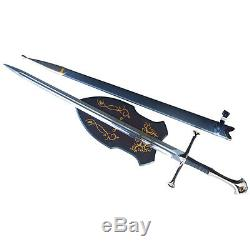 Narsil SWORD Movie Collection Props Cosplay The Lord of the Rings Replica