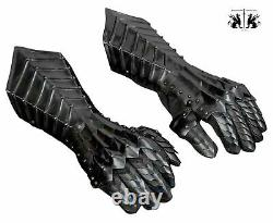 Nazgul Fantasy Gauntlets Nazgul medieval armor gauntlets in the Lord of the Ring