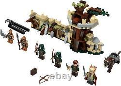 New LEGO Mirkwood Elf Army 79012 Hobbit Lord of the Rings Gundabad Orc Thranduil