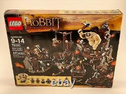New Sealed Box Lego 79010 The Hobbit Lord of the Rings LOTR Goblin King Battle