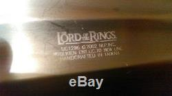 PLEASE READ DESCRIPTION. Lord Of The Rings United Cutlery UC 1296 Shards Of