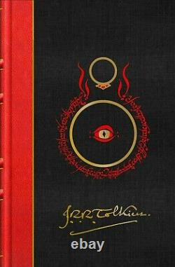 PRE-ORDER J. R. R. Tolkien The Lord of the Rings Illustrated Deluxe Edition