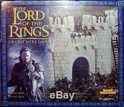 RARE Collectible Lord of the Rings Walls of Minas Tirith Strategy Battle Terrain