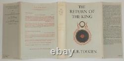 R. R. Tolkien, The Lord of the Rings, True First Edition, all 1955, Impr. 3,2,1