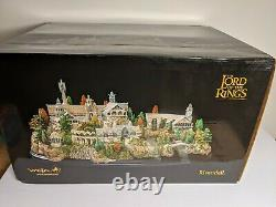 Rivendell environment, Weta, Lord of the Rings, Rare