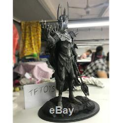Sauron Statue 1/6 The Lord of the Rings Full Painted Resin Sculpture 28''H NEW