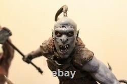 Sideshow Exclusive Black Orc Scout Premium Format Statue Lord of the Rings