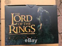 Sideshow Lord Of The Rings Frodo & Sam Mount Doom Diorama SDCC Exclusive 3/300