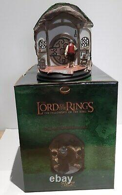 Sideshow WETA The Lord of the Rings No Admittance Bookends
