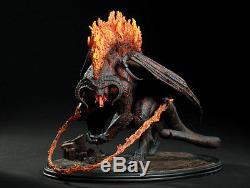 Sideshow Weta BALROG Polystone Statue Lord of the Rings LotR Hobbit VERY RARE