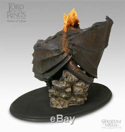 Sideshow Weta Lord Of The Rings Balrog Flame Of Udun Polystone Statue
