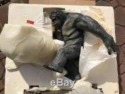 Sideshow Weta Lord Of The Rings Cave Troll Polystone Statue Moria LOTR 5/750