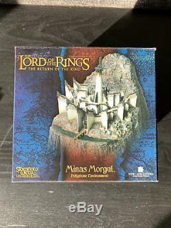 Sideshow Weta Lord Of The Rings Minas Morgul LOTR (#1152) New, Rare