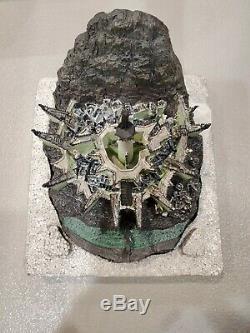 Sideshow Weta Lord Of The Rings Minas Morgul Polystone Environment #022/8500 MIB