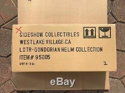 Sideshow Weta Lord Of The Rings The Gondorian Helm Collection 2/1000 Faramir