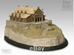 Sideshow Weta The Golden Hall Lord Of The Rings Environment 1424/4000