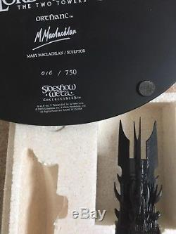 Sideshow Weta The Lord of the Rings -Orthanc statue LOTR