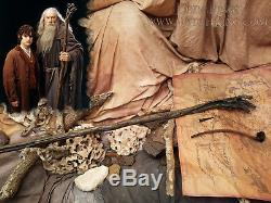 Staff of Gandalf the Grey, Lord of the Rings, Hobbit, United Cutlery, UC3108 GSP