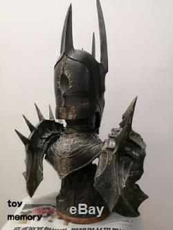 Stock Lord of the Rings The Hobbit Sauron Busts high quality 1/1.5 Resin statue