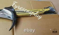 Sword of Thorin lord of the Rings lotr Fantasy Thorin's sword