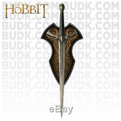 THE HOBBIT MORGUL DAGGER BLADE NAZGUL Lord of the Rings LOTR Knife Sword UC2990