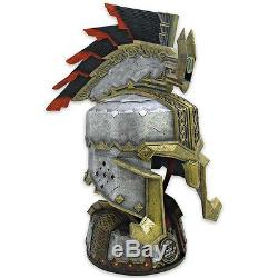 THE HOBBIT Official Prop Replica HELM OF DAIN IRONFOOT, Lord of the Rings UC3167