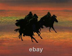 THE LORD OF THE RINGS ORIGINAL RALPH BAKSHI ANIMATION CELS with Free Autograph