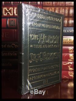 The Hobbit by JRR Tolkien Lord Of Rings Sealed Easton Press Leather Bound Gift