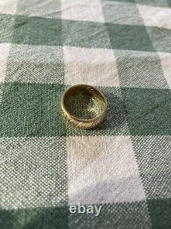 The Lord Of The Rings The One Ring (9CT Gold)
