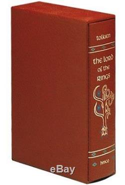 The Lord Of The Rings by Tolkien